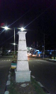 Anggaran Pemasangan Lampu Hias 300 Juta