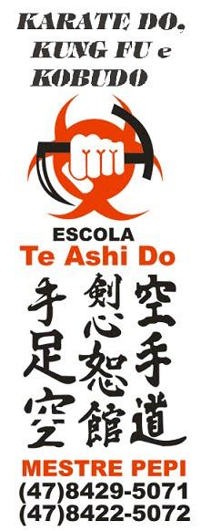 Te Ashi Do: todas as artes marciais para guerra Karat Do ...