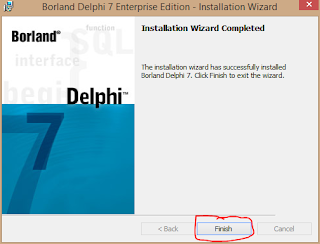Cara Install Delphi 7 di Windows 8 12