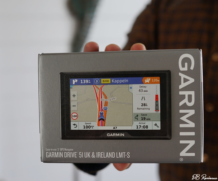 Garmin Drive 51LMT-S Sat Nav with UK and Ireland Maps | Review