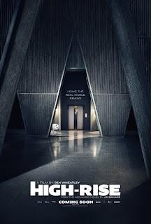 """Trailer e poster de """"High-Rise"""""""