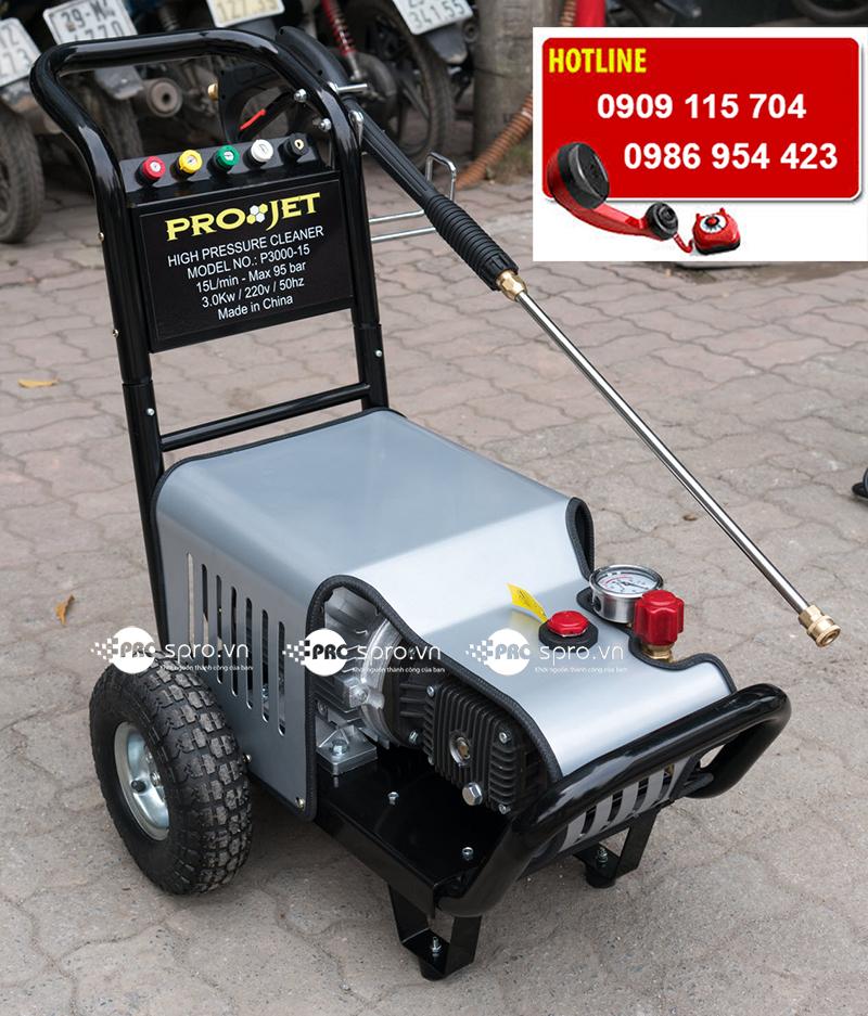 Máy phun nước rửa xe áp lực cao, xịt mạnh, tiết kiệm điện