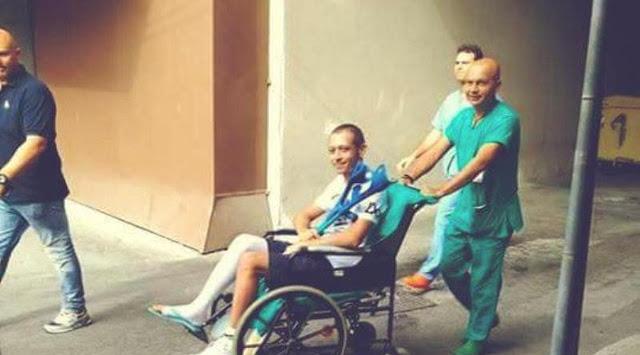 Valentino Rossi duka tidak dapat beraksi di hadapan pendukung Berita Terhangat Absen MotoGP San Marino, Begini Perasaan Rossi