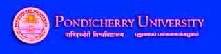 pondicherry university result