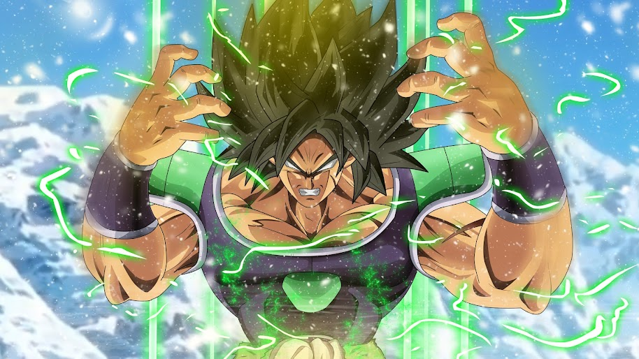Dragon Ball Super Broly 8k 7680x4320 Wallpaper 25