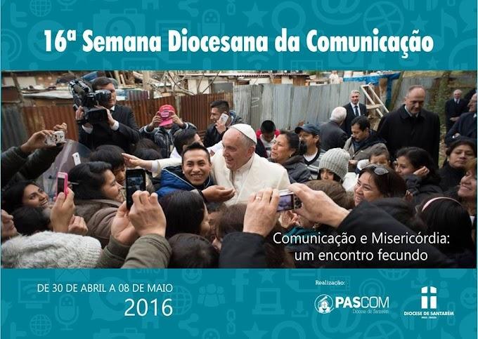 Diocese realiza 16ª Semana da Comunicação em Santarém