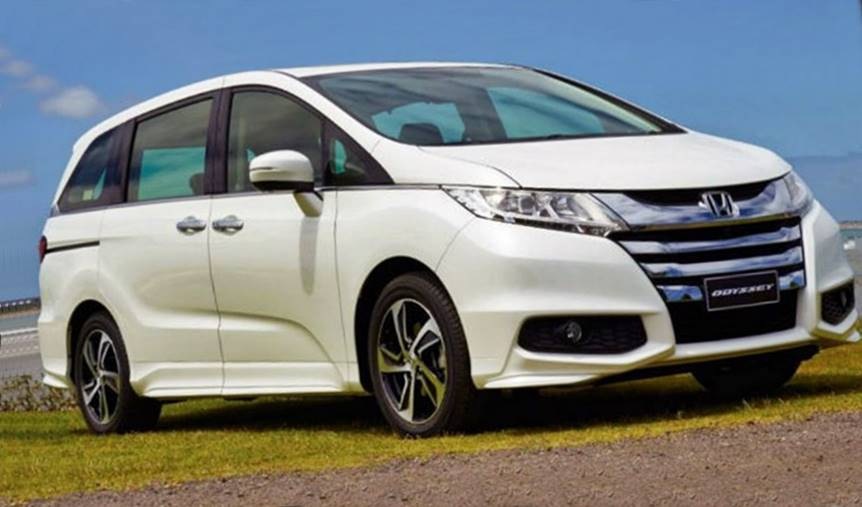 2018 Honda Odyssey Redesign, Review, Specs, Concept, Release Date ...