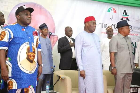I Am Pained by your Situation, @Atiku Tells Igbo Business Community in Aba