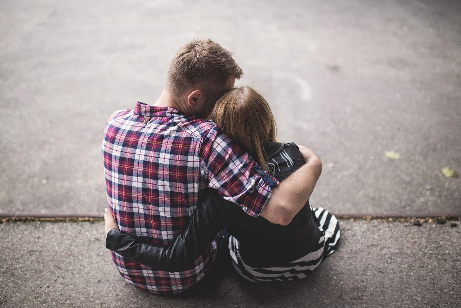 Verliebte frauen verhalten