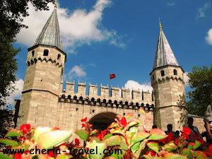 Berwisata Ke Topkapi Palace di Turki