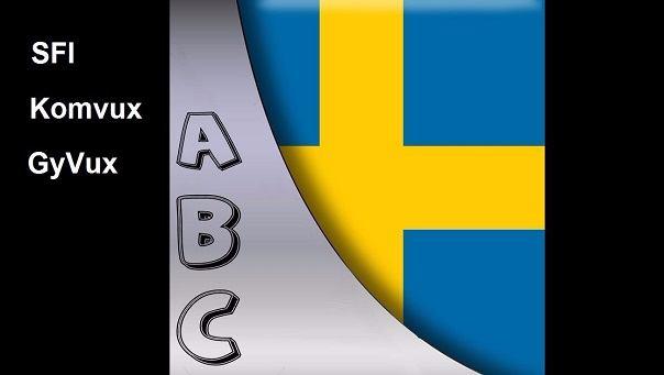 مراحل دراسة اللغة السويدية