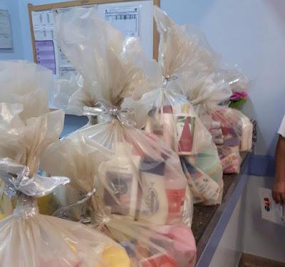 Subseção da OAB/SP de Iguape faz doação de kits de higiene para Oncologia do HRLB