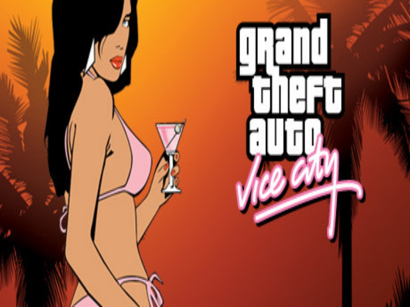 Download GTA Vice City Game PC Free on Windows 7,8,10