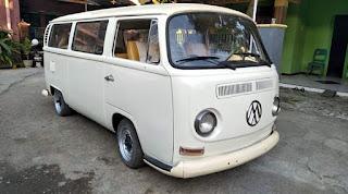 Jual VW Kombi Antik Tahun 68 Harga Dibawah