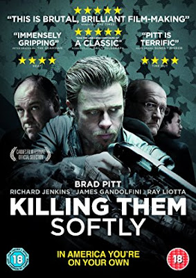 Killing Them Softly 2012 Dual Audio 720p Hindi Eng 750MB BRRip