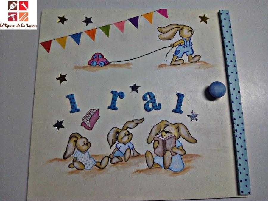 dibujos infantiles pintados a mano