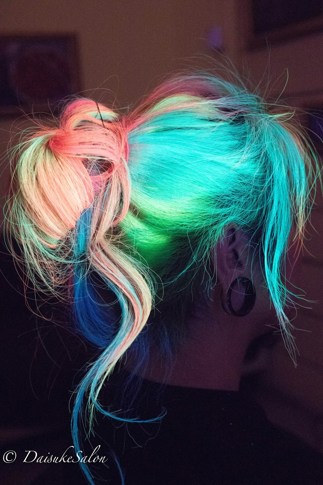 Welcome Color Player Multi Neon Colours