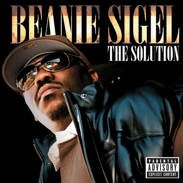 Beanie Sigel - The Solution (Bonus Track Version)  Cover
