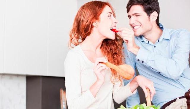 Ber-Cinta Tiga Kali Sehari Jadi Rumus Diet Paling Efektif !