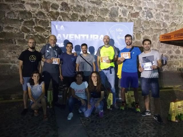 Maratón de Galayos - ULTRA GREDOS 2018