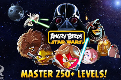Angry Birds Star Wars Apk (MOD, unlimited boosters) For Android