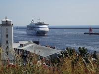 Ships on the Tyne