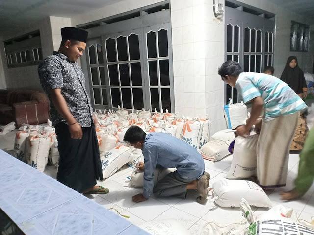Bantuan Masyarakat Kangean Untuk Korban Gempa Lombok