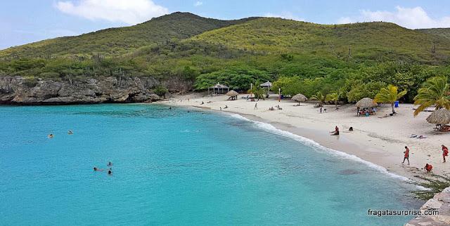 Praia de Kanepa Grandi (Grote Knip), Curaçao