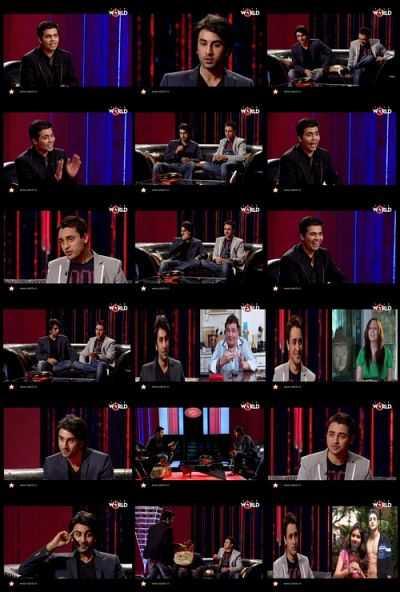 Koffee With Karan Season Three All Episodes Download HDTV 480p