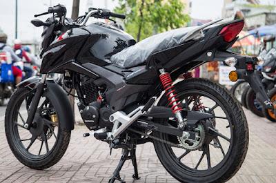 Honda-CBF125R