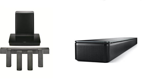 FOR THE MOVIE AND MUSIC BUFF NEW Bose Soundrouch 300 Wireless Soundbar