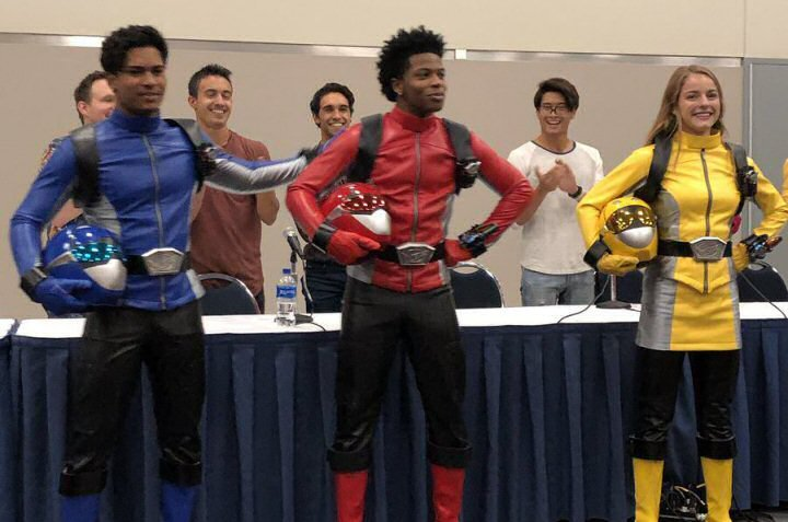 New Power Rangers Cast 2019 NickALive!: First Look at Power Rangers Beast Morphers | To