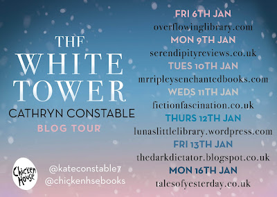 BLOG TOUR: The White Tower Guest Post