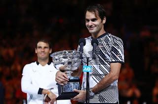 TENIS - Open de Australia masculino 2017: llega el 18º Grand Slam para un histórico Federer, con Nadal de rival