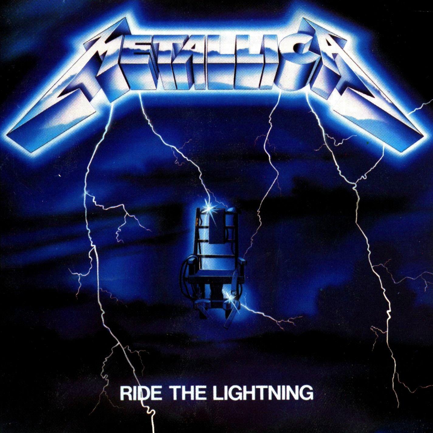 Domingo de Diseño: Ride the Lightning