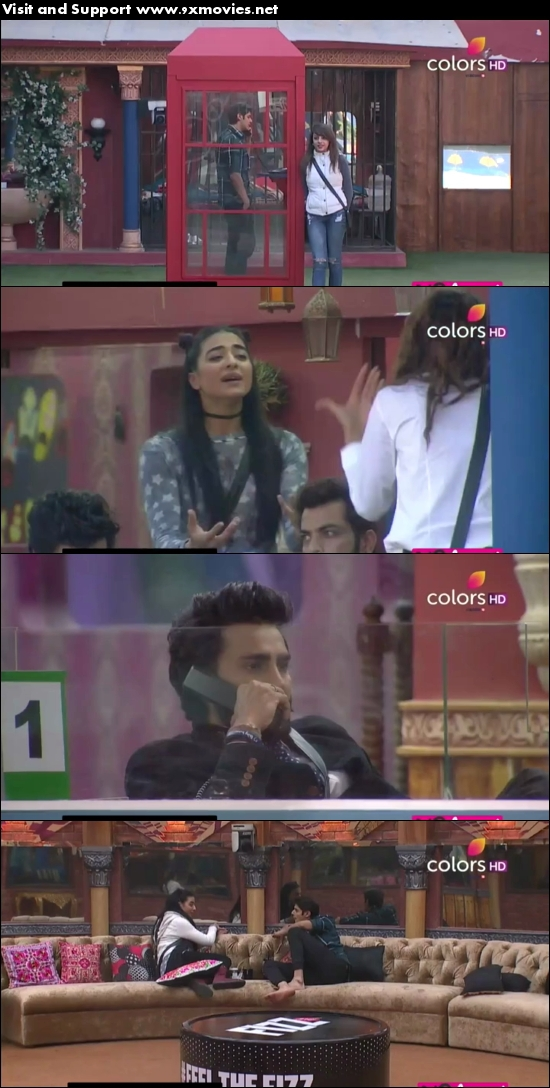 Bigg Boss S10E88 12 Jan 2017 HDTV 480p