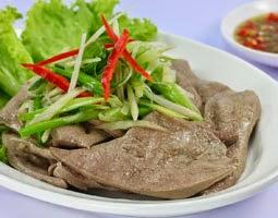 อาหารไทย อาหารโบราณ กาพย์เห่ชมเครื่องคาวหวาน ตับเหล็ก