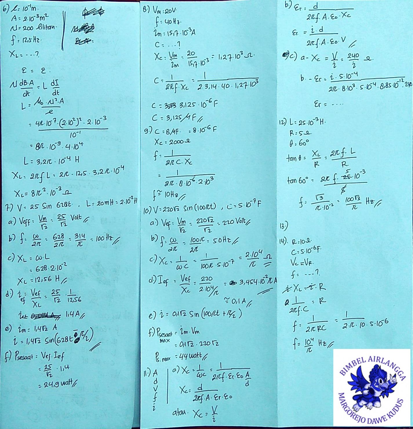 Kunci Jawaban Fisika Xii Marthen Kanginan Kurikulum 2013 Bab