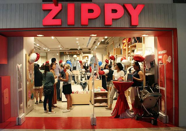 Zippy Kidstore Glorietta 3 Makati