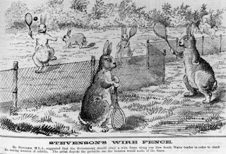 https://en.wikipedia.org/wiki/Rabbit-proof_fence#/media/File:StateLibQld_1_197791_Stevenson%27s_wire_fence.jpg