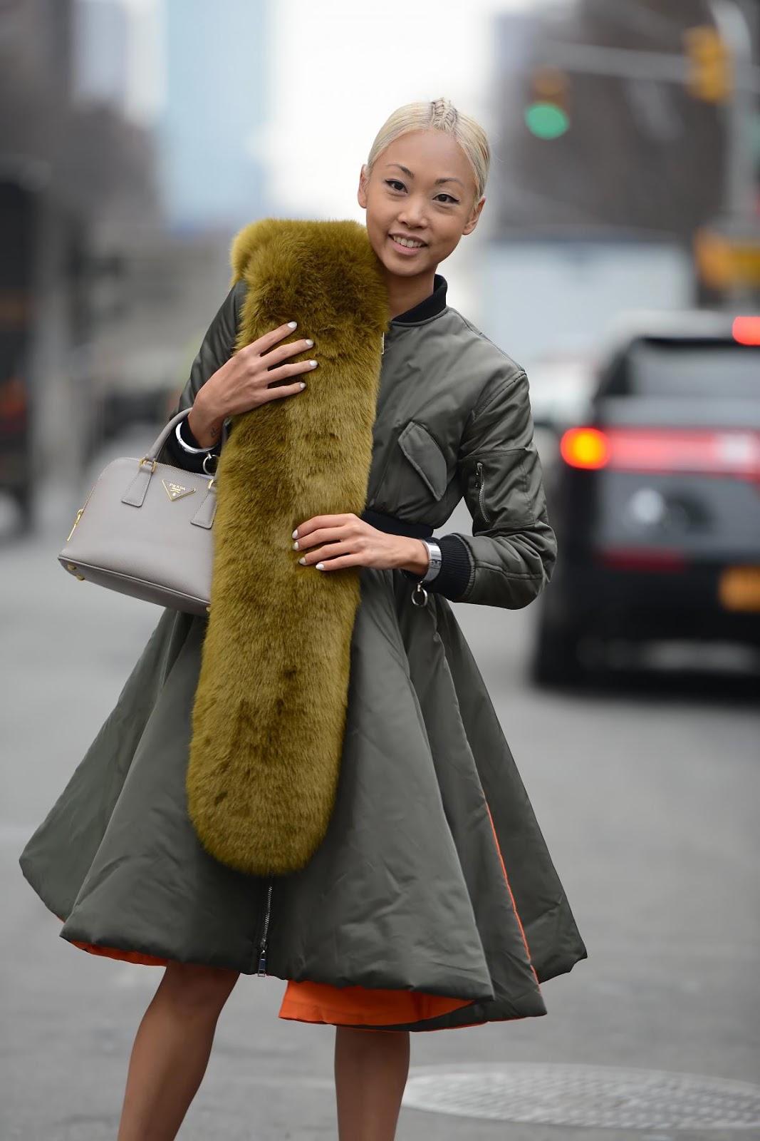Trend Report | Fur Stoles