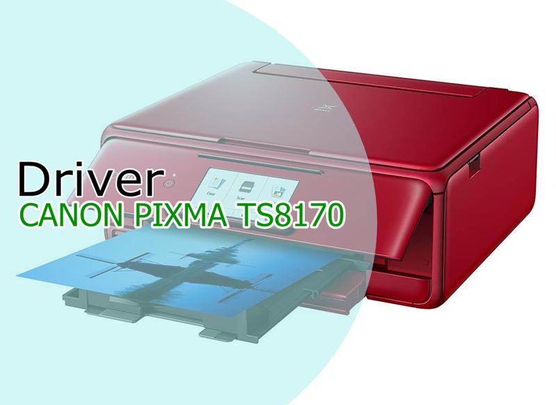 Driver CANON PIXMA TS8170 - IG