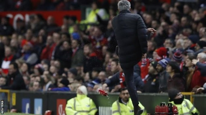 Jose Mourinho: Manchester United manager charged with improper conduct by FA