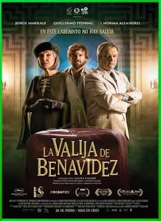 La valija de Benavidez (2016) | DVDRip Latino HD GDrive 1 Link