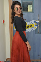 Tejaswini Madivada backstage pics at 92.7 Big FM Studio Exclusive  13.JPG