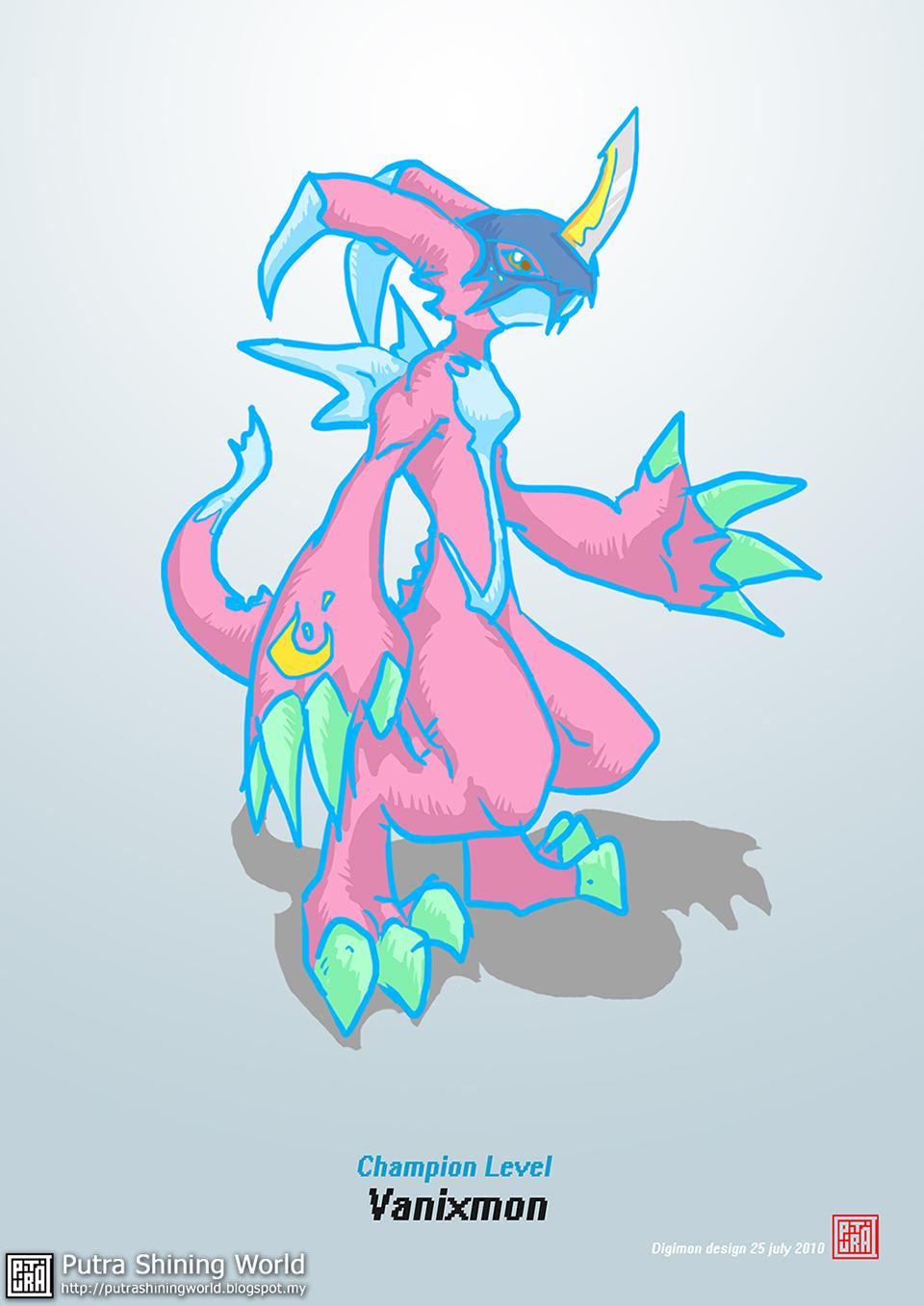 Putra's Digimon!