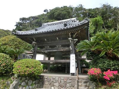 龍口寺鐘楼