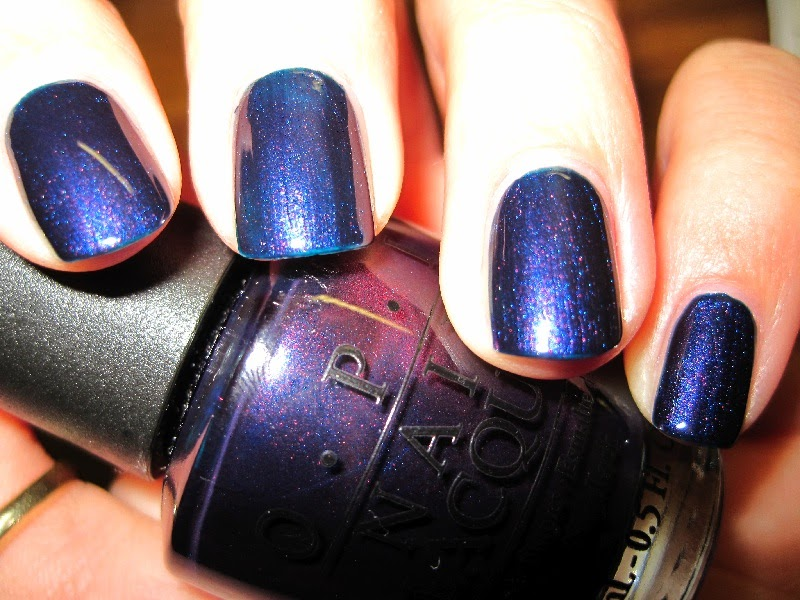 The Times New Roman Nail Polish Of The Moment Russian Navy By Opi