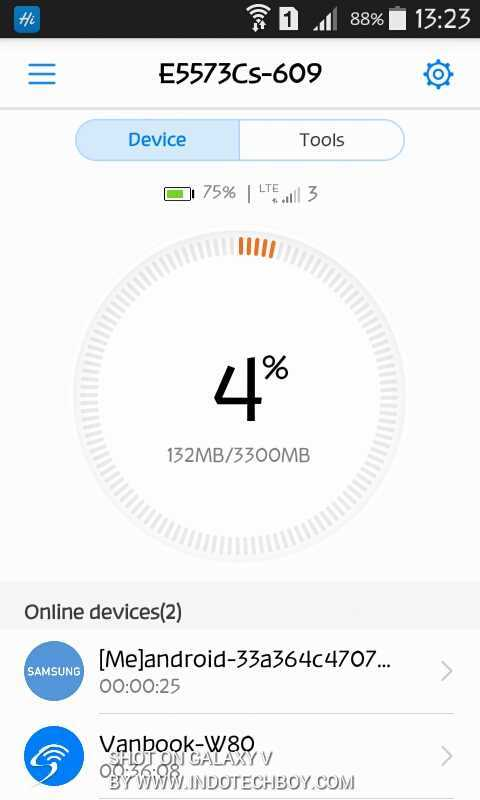 Huawei HiLink (Mobile WiFi) APK Android Application Download