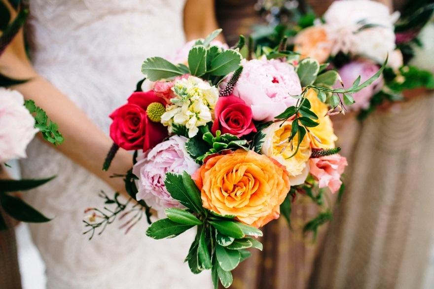 Buket Bunga Pengantin_Bunga Pernikahan Cantik Dan Indah 201710